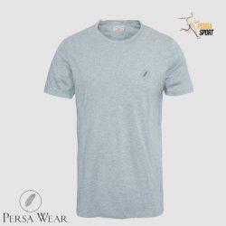 تیشرت مردانه پرساویر Skyway Grey Polo