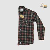 پیراهن مردانه پرساویر Persa Check Purple