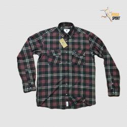 پیراهن مردانه پرساویر Persa Check Purple 2P