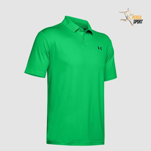 پلوشرت مردانه آندر آرمور TECH POLO SHIRT Light Green