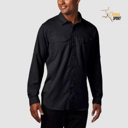 پیراهن مردانه کلمبیا Silver Ridge Lite Black