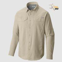 پیراهن مردانه کلمبیا Silver Ridge Lite Fossil