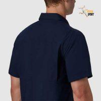 پیراهن مردانه کلمبیا Silver Ridge Lite MD Blue