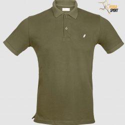 پلوشرت مردانه پرساویر Sky Litten 2 Green jade